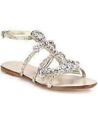 Crystal Sandal