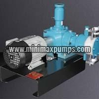 Hydraulic Actuated Diaphragm Pump (HDMP-10S0)