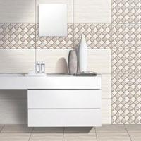 Galaxy & Lenia Series Digital Wall Tiles