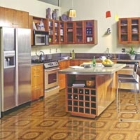 Wooden Glossy Digital Floor Tiles