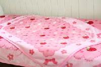 100% Printed Polyester Blanket