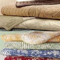 Vintage Cotton Kantha Quilt