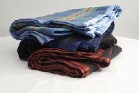 Yarn Dyed Jacquard Acrylic Blanket