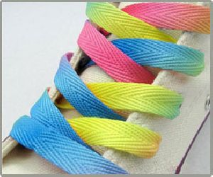 Polyester Shoe Laces Tape