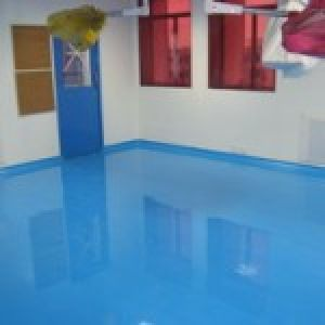 Anti Static Epoxy Flooring
