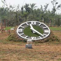 Land Clock