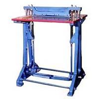 Perforating, Creasing Machine
