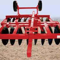 Trailer Offset Disc Harrow