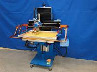 Semi Automatic Screen Printing Machine