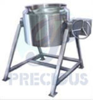 Paste Manufacturing Kettle