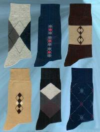 Argyle Series Mens Socks