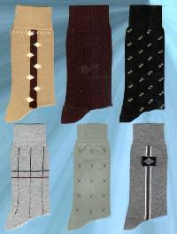 Cotton with Lycra Mens Socks