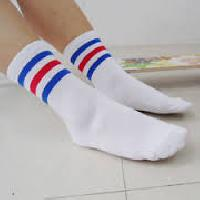 striped sports socks