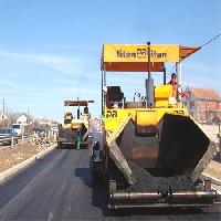 Road Making Machine