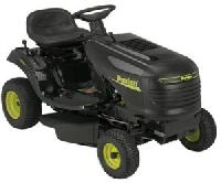 electric motor driven power lawn mower
