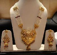 Gold Plated Rani Haar Set