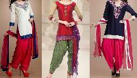 Ladies Patiala Salwar Suits