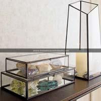 Glass Storage Boxes