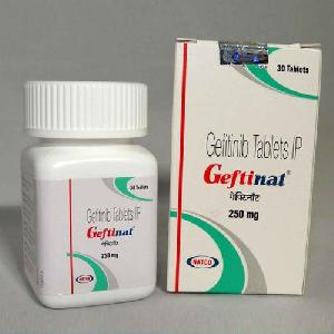 Gefitinib - Manufacturers, Suppliers & Exporters in India