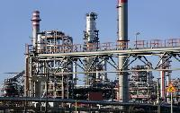 gas refinery plant equipments