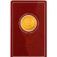 coin packaging card