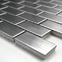Steel Mosaic Tiles