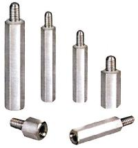Steel Hexagonal Threaded Spacers