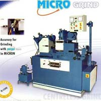 Centreless Grinding Machines
