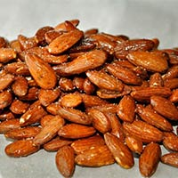 Roasted Almonds Kernels
