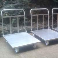 Stainless Steel Platform Trolley