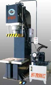 C Frame Power Operated Hydraulic Press