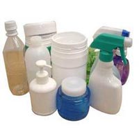Blow Moulded Plastic Components