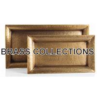 Brass Serving Trays