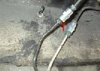 leakage brake hoses