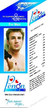 Male Massage Cream