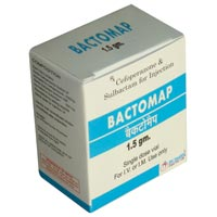 Bactomap 1.5 gm Injectable