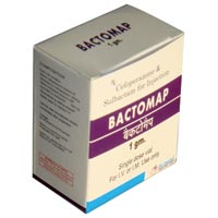 Bactomap 1 gm Injectable