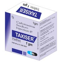 Taxiser TM 1 gm Injectable