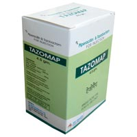 Tazomap 4.5 gm Injectable