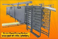 Electric Papad Drying Machine