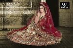 Low Range Indian Saree Designer Bridal Weddingg Lehenga
