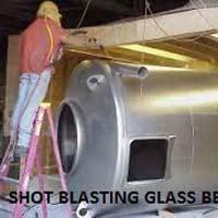Dry Shot Blas Glass Beads