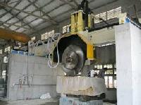 automatic stone block cutter