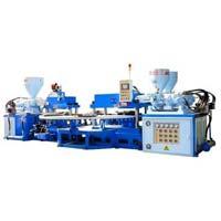 Rotary Sole Making Machine