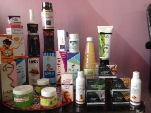 Cosmetic & Natural products