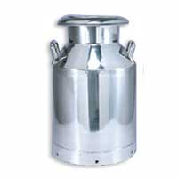 Aisi 304 Grade Stainless Steel Milk Cans