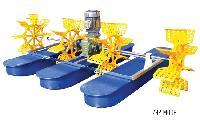 Peddle Wheel Aerator