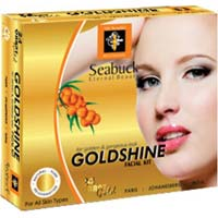 Seabuck Gold Facial Kit