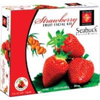 Strawberry Facial Kit