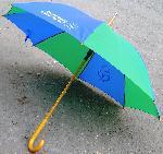 Wooden Promotional Umbrella